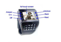 WCDMA cell phone dropship - AVATAR ET Watch Mobile Numberic Keypad Unlocked MP4 MP3 player Quad Band Cell Phones dropship