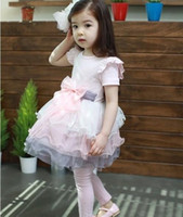 Baby Kids Children's Dresses Children's Clothing Bitter flea...