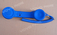 Wholesale Reduce Radiation Phone Handset for Mobile phone PC With volume control button