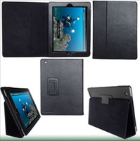 Wholesale PU Leather Stand Folio Case Smart Cover for iPad inch Tablet PC Cases Accessories