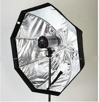 Wholesale Umbrella Octagon Softbox Brolly Reflector Speedlite Studio cm