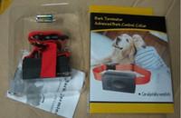 Wholesale Bark Terminator Advanced Bark Control Shock Collar Bark Stop Adjustable Sensitivity