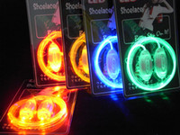 Christmas   100pcs(50pairs) lot G3 Shoelace free shipping Fiber Optic LED Shoe laces shoelaces