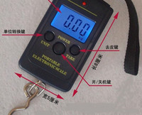 DHL 50pcs LCD Screen Portable Digital Scale with Back Light ...