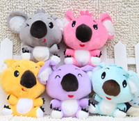Many Colours18 CM Koala Bear Plush Stuffed Animals Plush Com...
