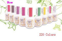 Wholesale 2012 NST ChuJie Led nail polish Colors available ml oz Soak Off UV Gel Polish