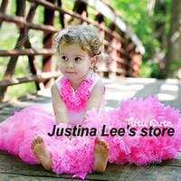 girls pettiskirts - Fashion Baby Girls Dresses Sets TUTU Pettiskirts Top TUTU Skirts Baby Garment Baby sets