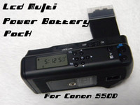 Wholesale LCD BATTERY GRIP FOR CANON EOS D
