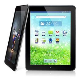 9,7 pouces Android 4.0 capacitif multi-points 10 IPS dur écran double caméra - 1 Go / 16 Go 1.2Ghz Tablet PC