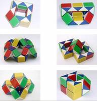 Wholesale Hot sale Magic Twist Magic Square DIY Intelligent Smart Toy Children Kids Gifts