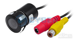 Wholesale Night Vision Color Car Rear Camera View Reversing Backup For Car Truck RV Mini van et