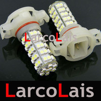 Wholesale 2Pcs SMD H16 PSX24W LED Car Fog Light Bulb LED Lights Bulbs