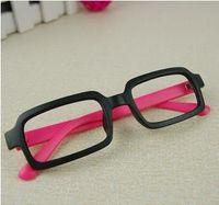 Wholesale New Arrival multi color spectacle frames glasses glasses frames rectangle box frame glasses