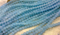 aquamarine loose gemstones - More choices mm mm mm mm mm Brazilian Aquamarine Gemstone Round Loose Bead inch