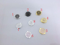Wholesale for Apple IPhone S GS Diamond Home Return iPhone S Home Button White Black Diamond