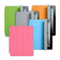 Wholesale AAA Quality Slim Magnetic Smart Cover Case With Sleep Wake Up For The New ipad ipad air inch ipad mini inch