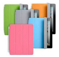 Smart Cover/Screen Cover apple ipad support - Slim Stand Smart Cover Support Sleep Wake up Hard Leather Case Protect for The New ipad rd Gen