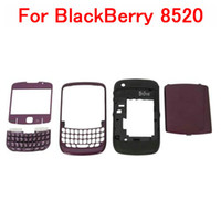 Wholesale Replacement Full Housing For BlackBerry Deep Purple