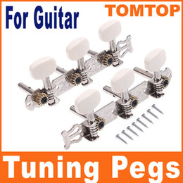 Wholesale 2pcs set Classical Guitar Tuning Pegs Keys Machine Heads Tuner Tuners I50