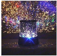 Wholesale Party festival necessities Romantic LED Star Master Starry Light Lighting Mini Projector