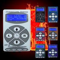 Wholesale Super Hurricane Power Digital LCD Tattoo Machine Gun Power Supply Colors Tattoo Kits Supply Hot