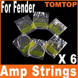 Wholesale Musical Instruments Nickel Acoustic Guitar Strings Set for Fender set XL in I60