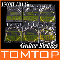 Wholesale 6pcs set XL in Acoustic Guitar Strings for Fender I61 sets