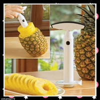 pineapple cutter - 50pcs Pineapple Peelers Fruit Pineapple Corer Slicer Cutter Peeling Kitchen Tools