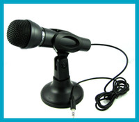 Wholesale USB computer Chatting KTV Dynamic Recording Microphone MIC USB Microphone For PC Laptop