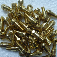 Wholesale 50Pcs MIG MAG torch tips of KD MIG gun for MIG NBC CO2 shield welding machine welder consumables