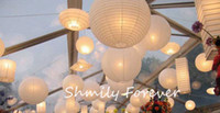 Wholesale Retail Paper Lanterns For Wedding Party Decorations
