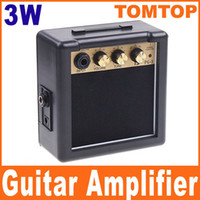 amp knobs - PG W Electric Guitar Amp Amplifier Speaker with Volume Tone Control knobs I71