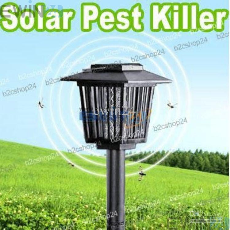 Solar Mosquito Insect Pest Bug Killer Light Lamp Zap High Quality New Low Price  Insect Killer Led Lamp Light Lamp Zap Online with  552 09 Piece on Ewin24 s. Solar Mosquito Insect Pest Bug Killer Light Lamp Zap High Quality