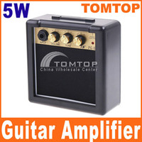 Wholesale PG W Electric Guitar Amp Amplifier Speaker with Volume Tone Control I72