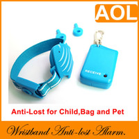 Wholesale Wireless wristband Anti Lost Alarm Reminder Safe for Child Pet Bag Cell Phone Wallet Luggage