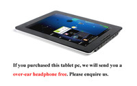 Wholesale Onda Vi40 inch IPS MID Tablet PC GHz Android Dual Camera GB GB With Free Headphone