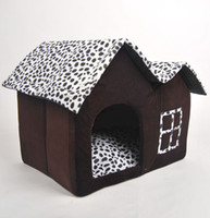Wholesale Hotting New Arrival Unique Design Pet House Dog Sleep Bed cat nest