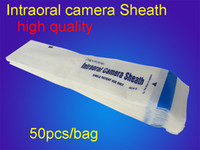 Wholesale Dental IntraOral Camera Disposable Sheaths Disposable Plastic Sleeves Covers Double Layers prevent cross infection