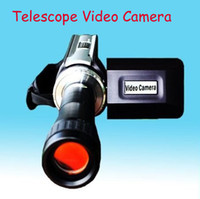 Wholesale 3 inch HD Digital Video Camcorder With Optical Telescope Zoom Lens Camera