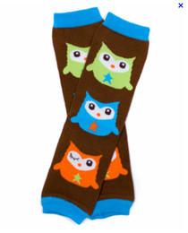 Owl Baby Leg Warmers Baby Boy Leg Warmer Girl Leg Warmer Arm Warmers 120pair lot Queenbaby