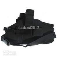 Wholesale Durable Tactical Modularized Component Detachable Thigh Leg Airsoft Pistol Gun Holster with Small