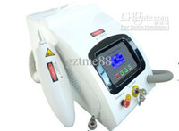 professional salon use 1 year laser tattoo hair removal machine Q switch professional nd yag laser tattoo removal equipment hair & spots removal machine