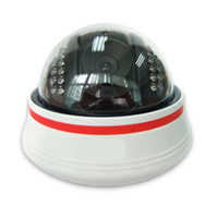 Acheter Caméras sécurisées-Wireless WIFI IP Dome Camera Support Alerte de détection de mouvement par notification par e-mail, transfert FTP, prise en charge de la connexion sans fil sécurisée