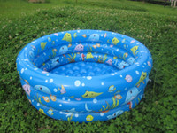 Wholesale New Inflatable Swim Rings Baby Kids Toddler Seats Garden Swimming Tubes Pool Fun