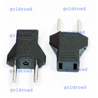 Wholesale Freeshipping US Europe AC Wall Socket Plug Power Converter Adapter