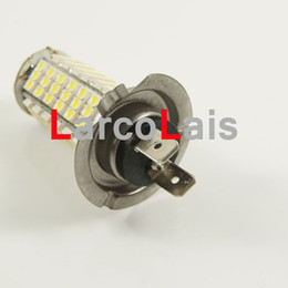 2PCS H7 SMD 1210 Car Head Fog 102 LED Light Bulb White 102-LED 3528 12V Auto Lights 102LED Bulbs