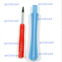 Wholesale Freeshipping Opening Tools T6 Blue Plastic Opening Tool