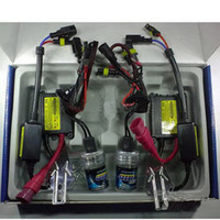 HID Conversion Kit  4300 HID xenon lamp 9006 9007 9005 H1 H3 H4 H7 H8 H9 H10 H11 H13 slim kit 12V 35W for car W egomall