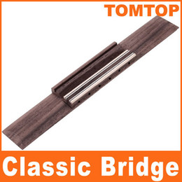 Wholesale High Quality Rosewood Classical Bridge for Classic Guitar I83
