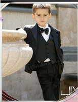 Suits beautiful boy pictures - Boys Attire Groom Tuxedos New Beautiful Boys Formal Occasion Attires custom Boy s Formal Occasion Suit High Quality Low Price